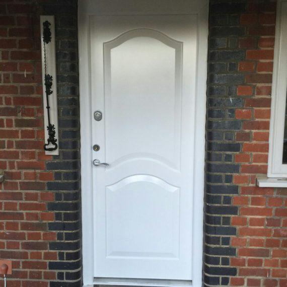 classic victorian door