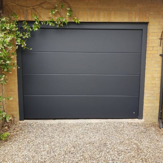 Up and Over Garage Doors - JK Doors