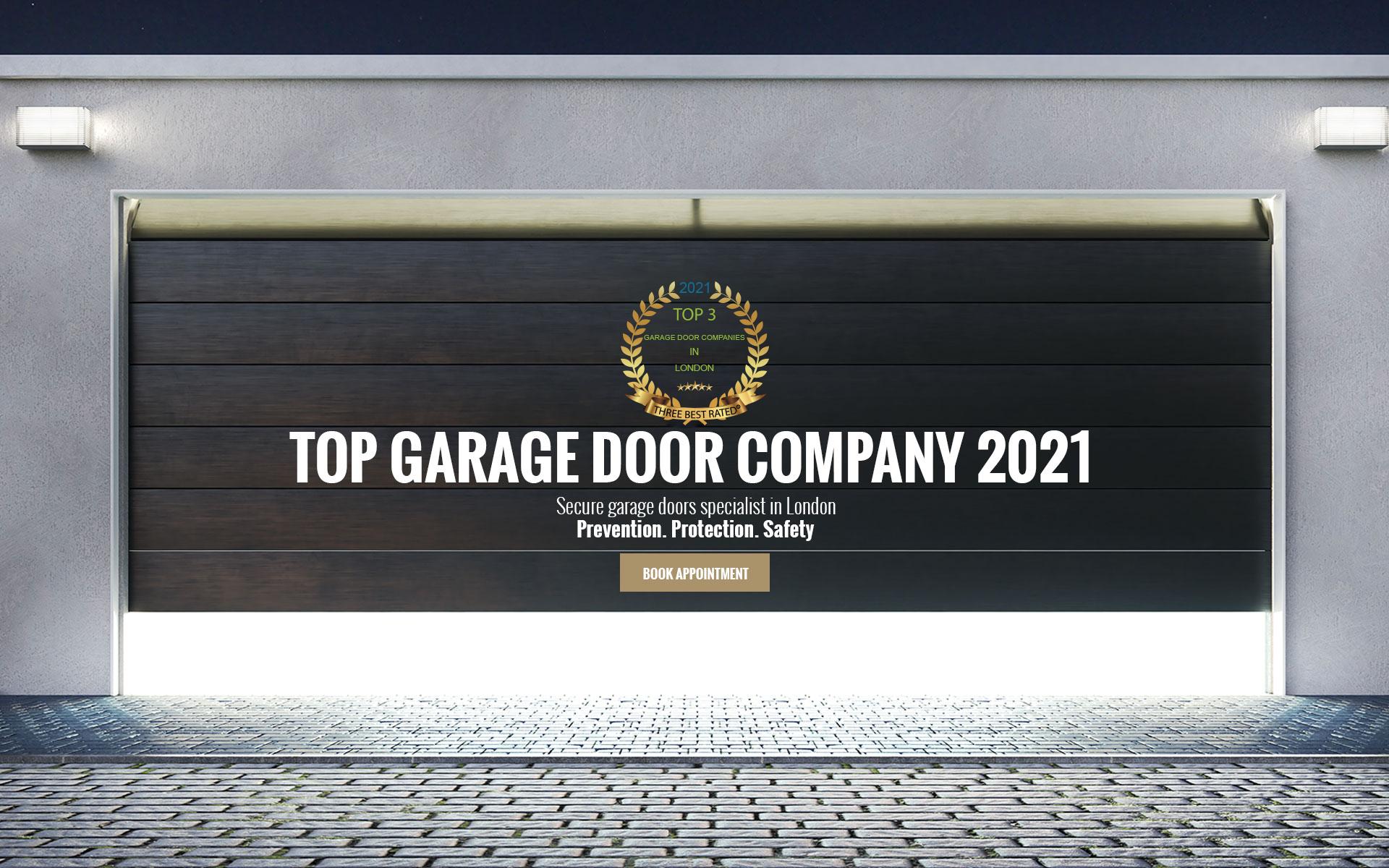 Top Garage Door Company 2021