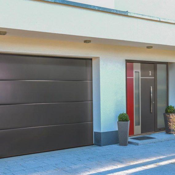 GARAGE AND FRONT DOORS 008