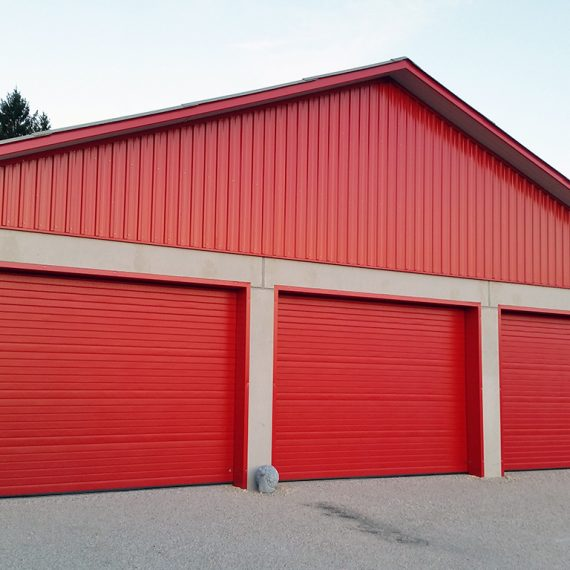 Automatic Garage Door - JK Doors