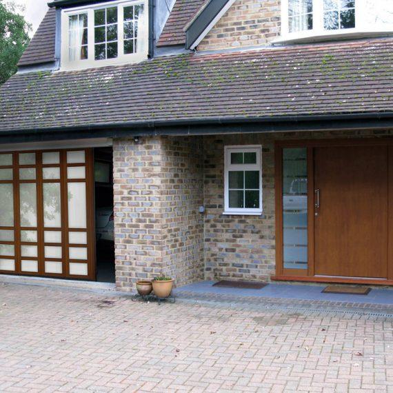 garage door side sliding