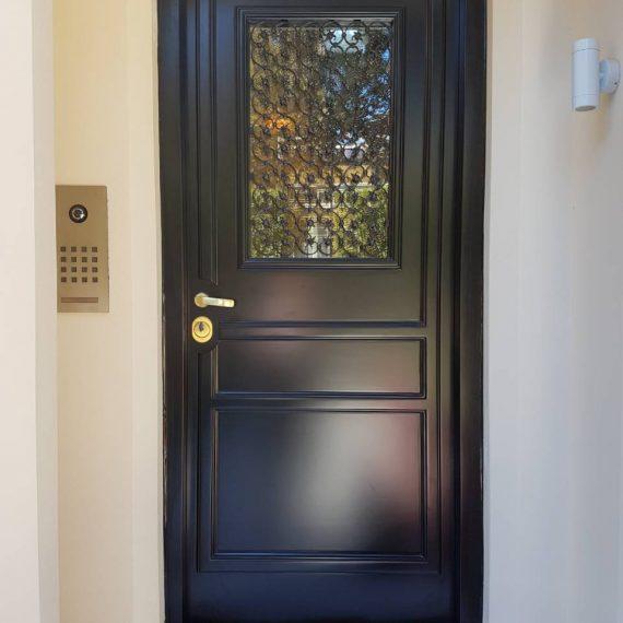 classic british front doors