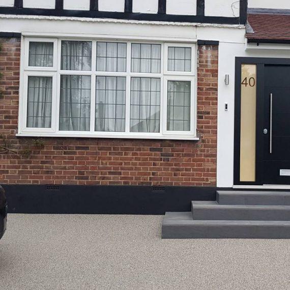 London front doors job