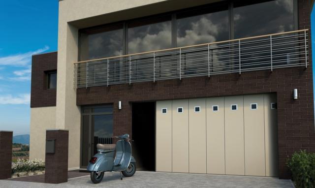 Hinged Garage Doors